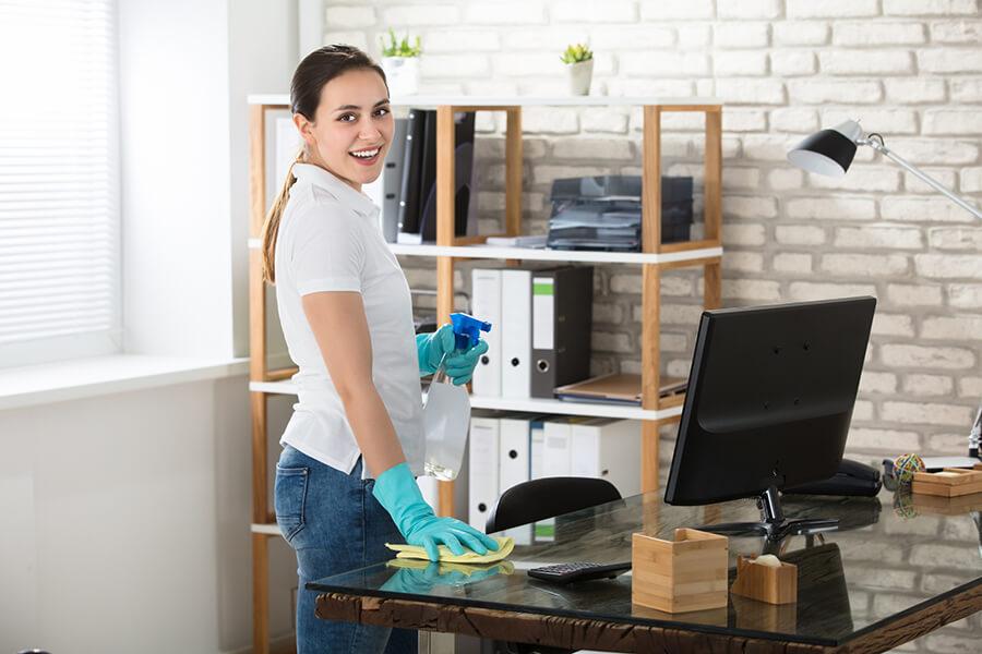 TG Renhold - vask av kontor