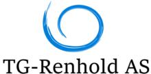 TG Renhold logo